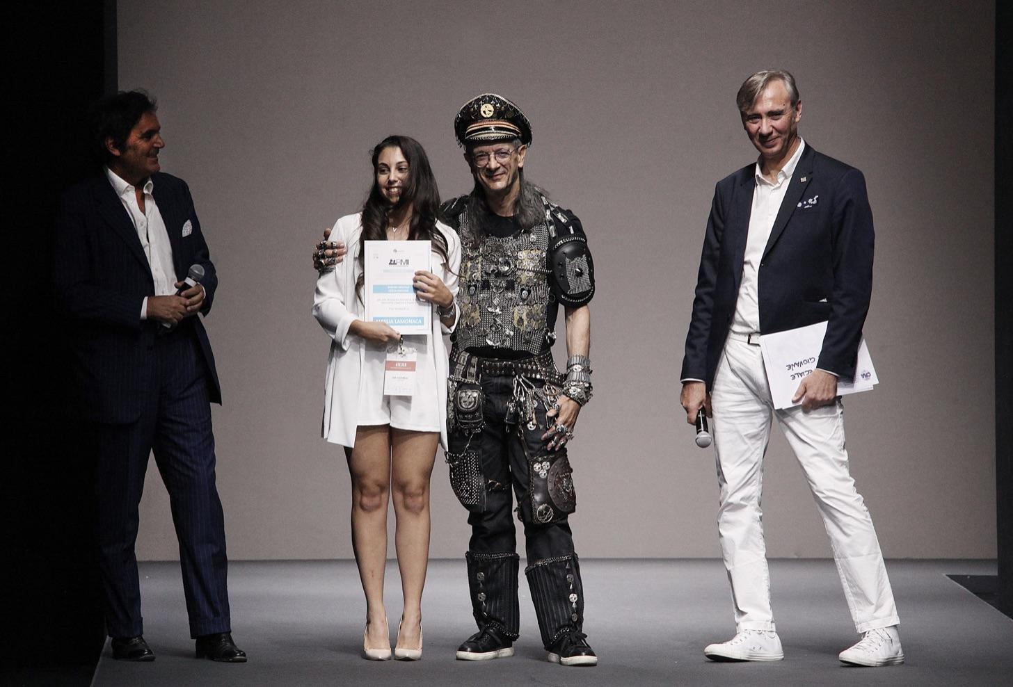 vincitore forza giovane Alessia Lamonaca