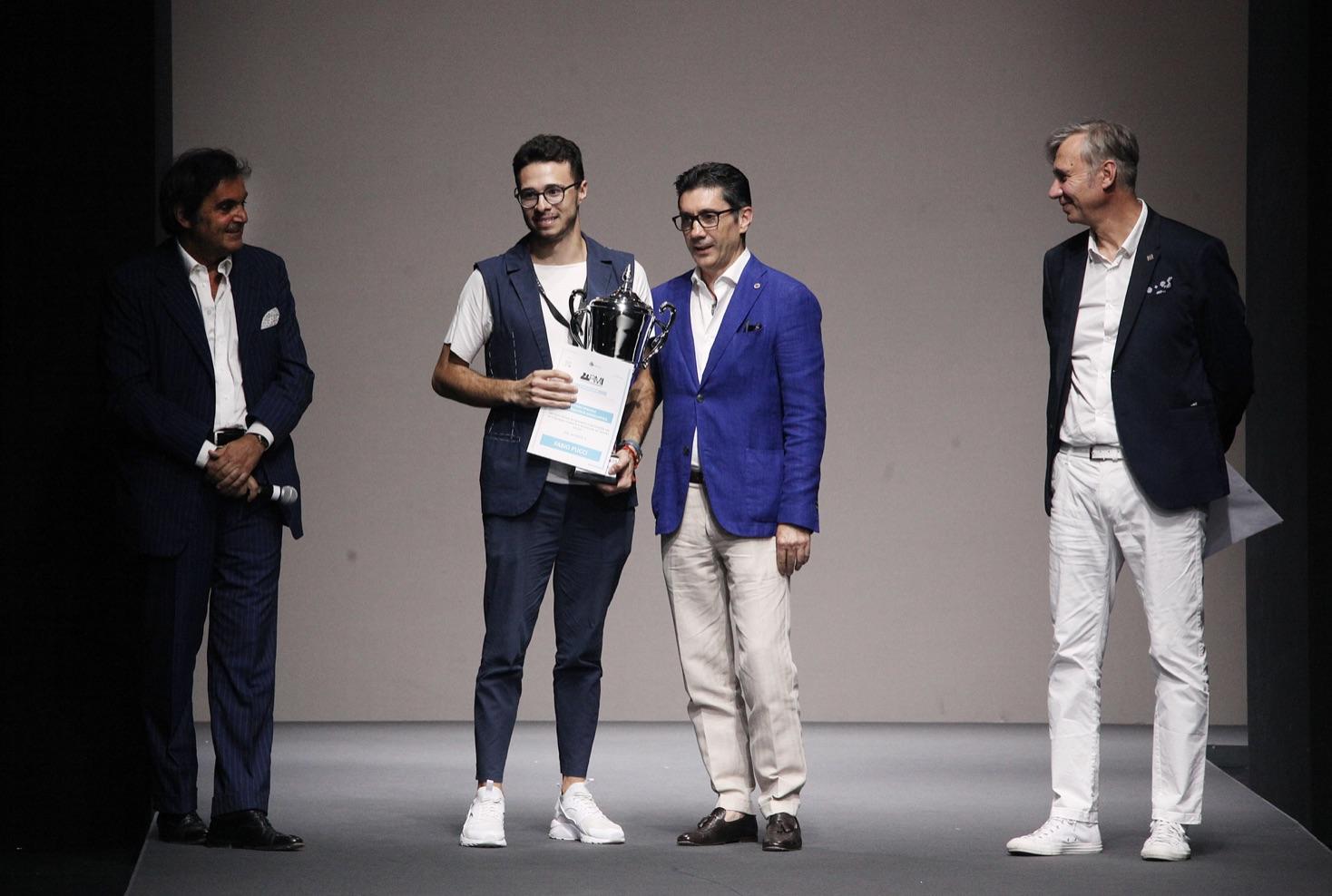 vincitore modellistica Fabio Pucci